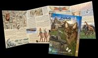 Arabic Ancient Wildlife Foldout