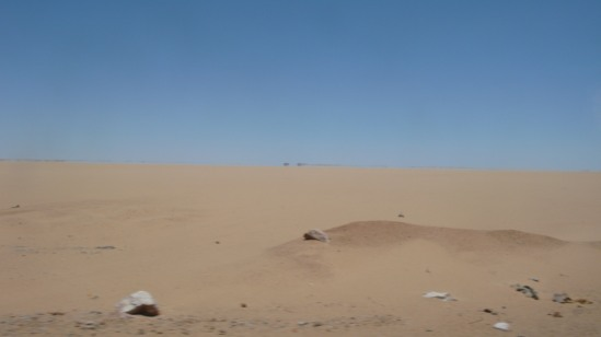The Toshka Lakes of Southern Egypt   NATURE UNFOLDING