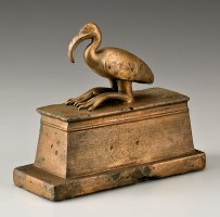 Egypt_Ibis_Mummy_Coffin