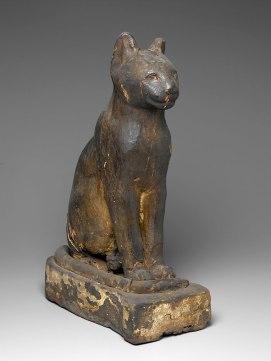Epgyptian_Cat_Mummy_Coffin