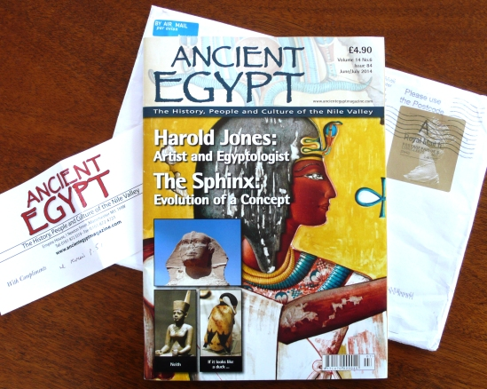 Ancient Egypt Magazine
