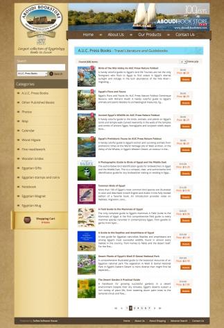Aboudi Website