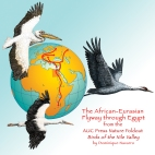 Migrating Birds and Globe for Blog