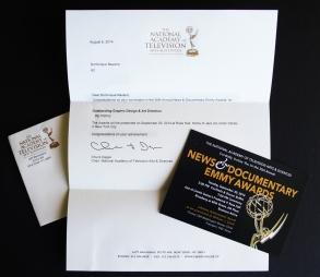 Emmy Letter