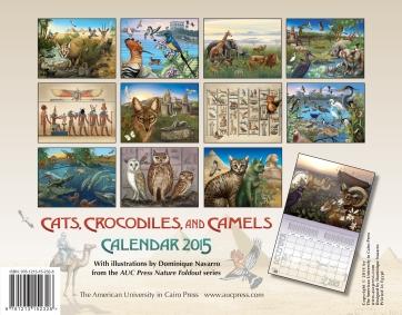 BACK COVER CALENDAR 2015 Nature Foldouts-26
