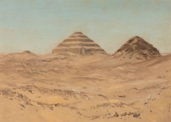 de_Forest_Pyramid_of_Sakkara_hr_l