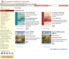AUC Press New Books