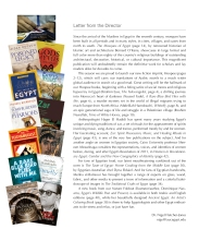 AUC Press Spring 2016 Catalog Intro