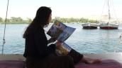 Aswan with Books