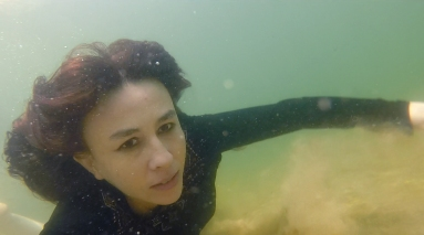 Dominique Underwater 6