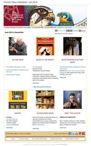 June e-Newsletter
