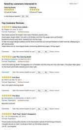Amazon Ratings