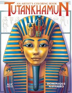 Tututkhamun Color Book Cover