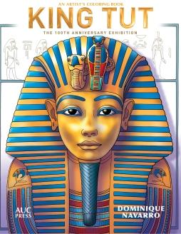 KING TUT COVER ART